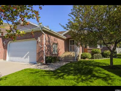 Springville Single Family Home For Sale: 1008 E 150 S