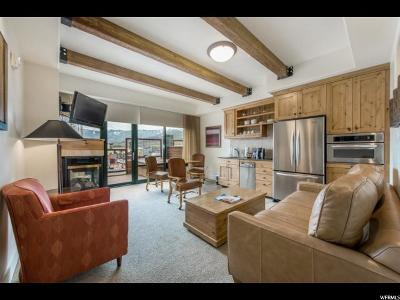 Park City Condo For Sale: 1456 W Newpark Blvd #417