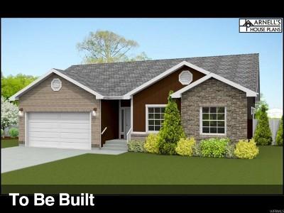 Willard Single Family Home For Sale: 206 E 825 S #16