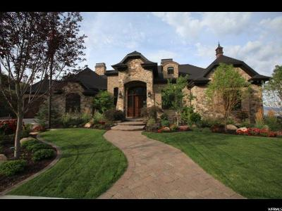 Orem Single Family Home For Sale: 1929 N Heather Rd