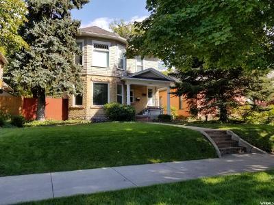 Salt Lake City Multi Family Home For Sale: 809 S 900 E