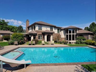 Cottonwood Heights Single Family Home For Sale: 2014 E Regal Stream Cv