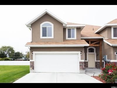 West Valley City Townhouse For Sale: 3408 S Acord Meadows Pl W