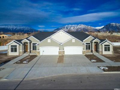 Provo Single Family Home For Sale: 1158 N Reese Dr W #LOT 23
