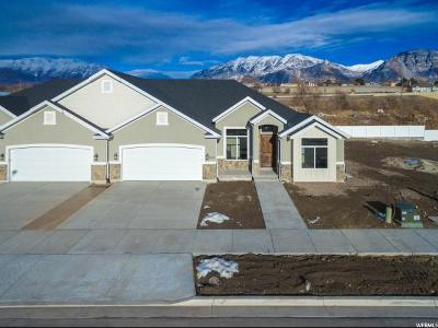 Provo Single Family Home For Sale: 1152 N Reese Dr W #LOT 24