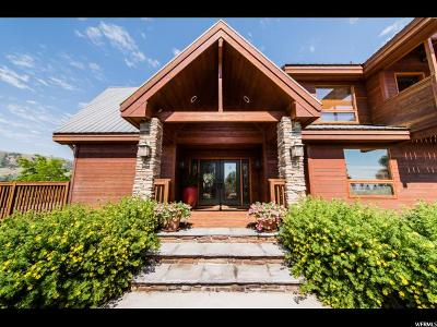 Dayton Single Family Home For Sale: 4865 W Hwy 36 S