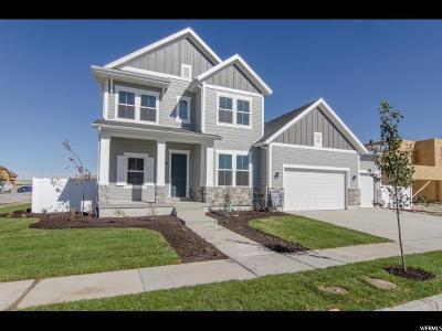 Lehi Single Family Home For Sale: 3378 W Cramden Dr N
