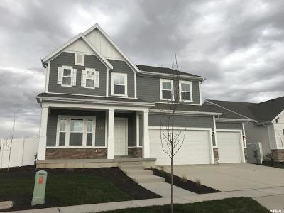 Lehi Single Family Home For Sale: 3348 W 2450 N