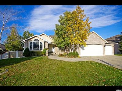 Salt Lake City Single Family Home For Sale: 6694 S Stone Mill Dr S