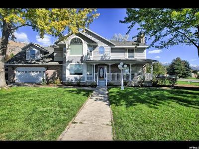 Lindon Single Family Home For Sale: 634 N 400 E