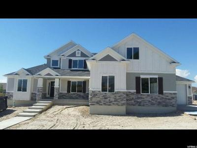 Lehi Single Family Home For Sale: 1119 N 1700 W #153