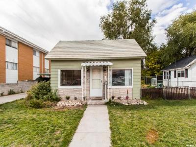 Provo Single Family Home For Sale: 342 S Freedom