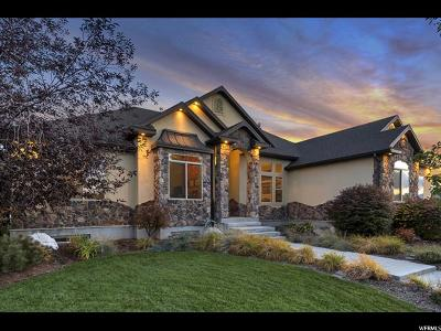 Draper Single Family Home For Sale: 374 E Pheasant View Dr
