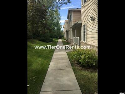Rental For Rent: 5344 S 3600 W #3