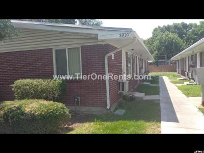 Rental For Rent: 2910 S 200 St E #4