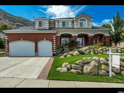 Sandy Single Family Home For Sale: 2394 E Brook Ln S