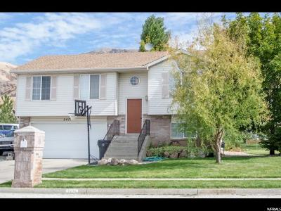 Perry Single Family Home For Sale: 2475 S 1050 W