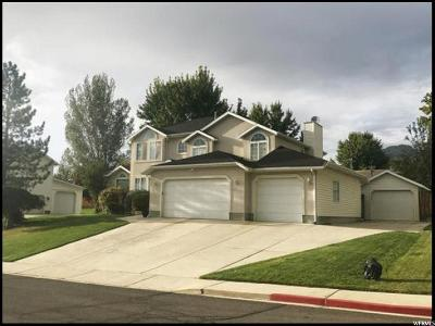 Lindon Single Family Home For Sale: 941 E 70 Ct S