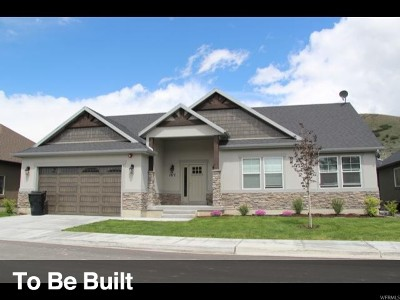 Spanish Fork Single Family Home For Sale: 192 S 1230 W #10