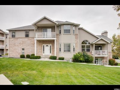 Provo Townhouse For Sale: 1278 E 610 N