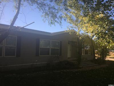 Single Family Home For Sale: 3233 W 5500 N