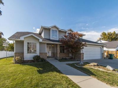 Orem Single Family Home For Sale: 163 N 600 E