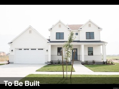 Orem Single Family Home For Sale: 1852 N 840 W #9