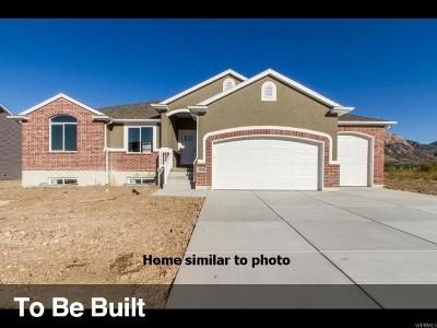 Willard Single Family Home For Sale: 760 S 225 E