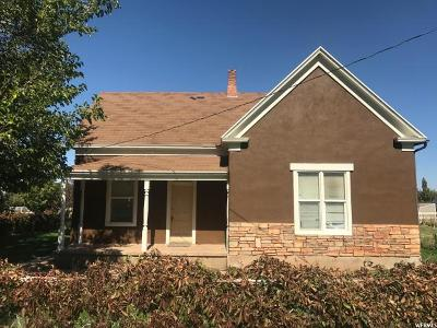 Single Family Home For Sale: 113 E Center
