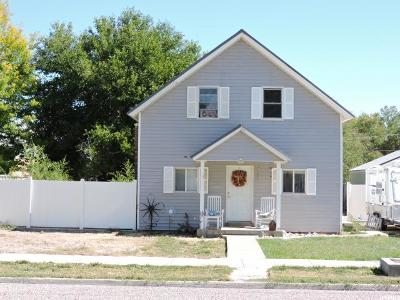 Single Family Home For Sale: 270 N 100 W
