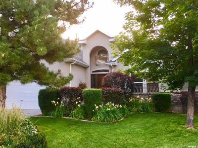 American Fork Single Family Home For Sale: 574 N 1280 E
