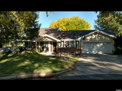 Stansbury Park Single Family Home For Sale: 853 N Lakeview W