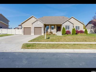 Spanish Fork Single Family Home For Sale: 1811 E 1530 S