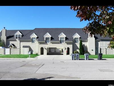 Pleasant Grove Townhouse For Sale: 977 N 1200 W