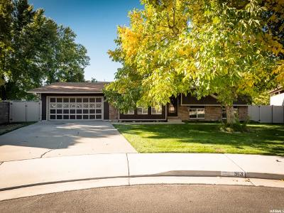 Orem Single Family Home For Sale: 913 W 1350 N