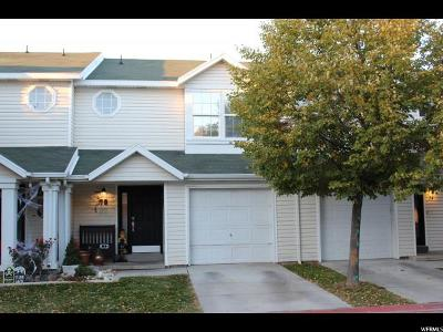 Tooele Townhouse For Sale: 78 W 1930 N