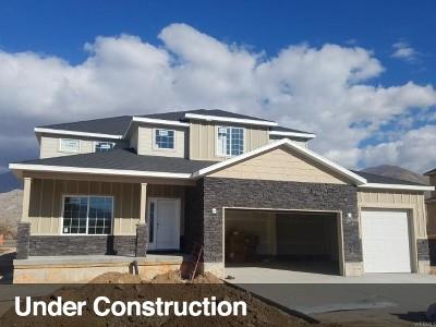 Mapleton Single Family Home For Sale: 23 E 530 N #LOT 10