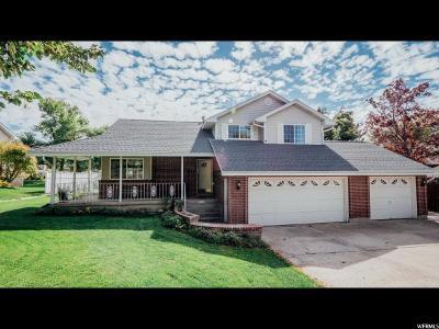 Smithfield Single Family Home For Sale: 720 E 400 S