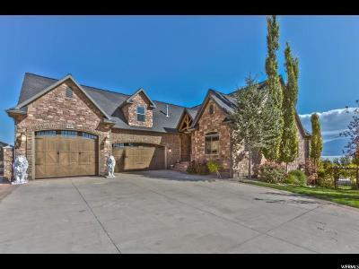 Saratoga Springs Single Family Home For Sale: 192 E Lakeside Ct