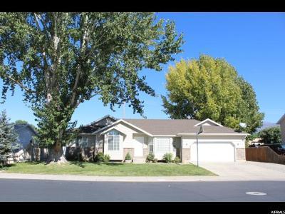 Spanish Fork Single Family Home For Sale: 1315 E 100 S