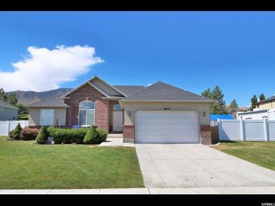 Saratoga Springs Single Family Home For Sale: 3657 S Panarama Dr W