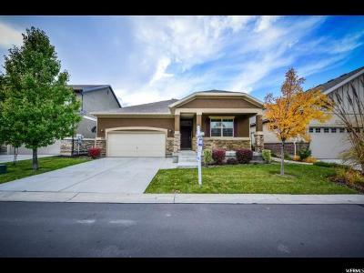 South Jordan Single Family Home For Sale: 11176 S Heather Grove Ln