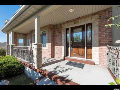 Cedar Hills Single Family Home For Sale: 3552 N Canyon Heights Dr