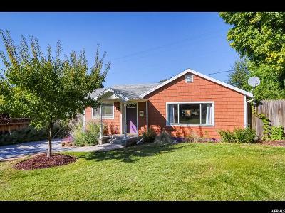 Salt Lake City UT Single Family Home For Sale: $299,000