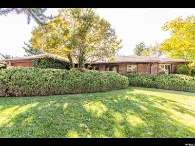 Sandy Single Family Home For Sale: 8254 S Stonewood Dr E
