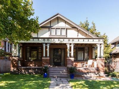Salt Lake City Multi Family Home For Sale: 244 S Douglas St