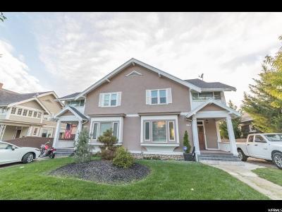 Salt Lake City Multi Family Home For Sale: 462 S 1200 E