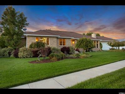 Tooele Single Family Home For Sale: 837 E Clifford S