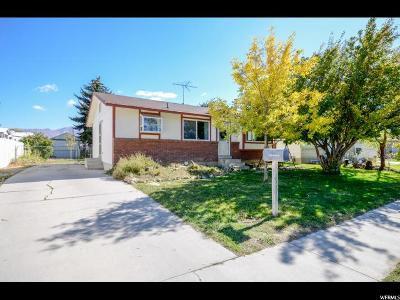 Tremonton Single Family Home For Sale: 665 S 634 W