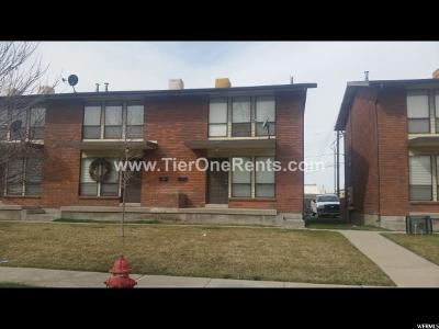 Rental For Rent: 2738 S Edison E